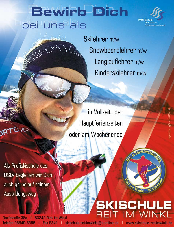 skischule-reitimwinkl-Stellenanzeige